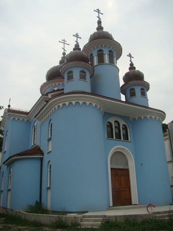 The Greek Catholic Church