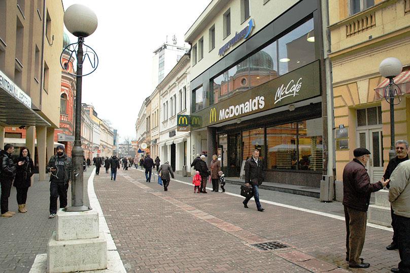 GENTRY STREET (GOSPODSKA ULICA)